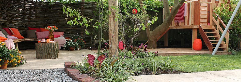 Welke tegel past bij uw zomertuin