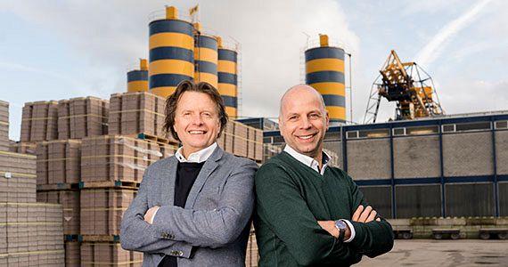 tuintegel producent nederland