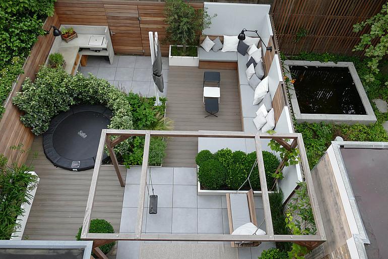 Vrijzinnige tuin