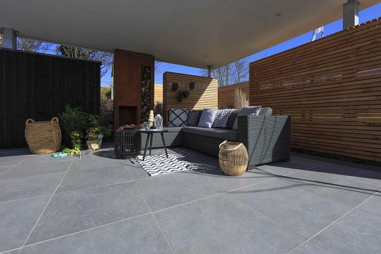 Moderne lounge corner