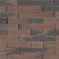 Roccia Strak lineair wildverband bruin/zwart