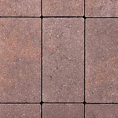 Basicklinker Plus 21x10,5x8 Purpel/Brune