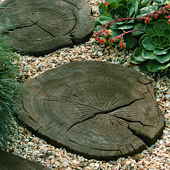 TIMBERSTONE STAPSTEEN COPPICE BROWN