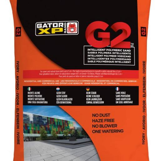 MBI GatorSand XP G2 Ivoor zak 20kg