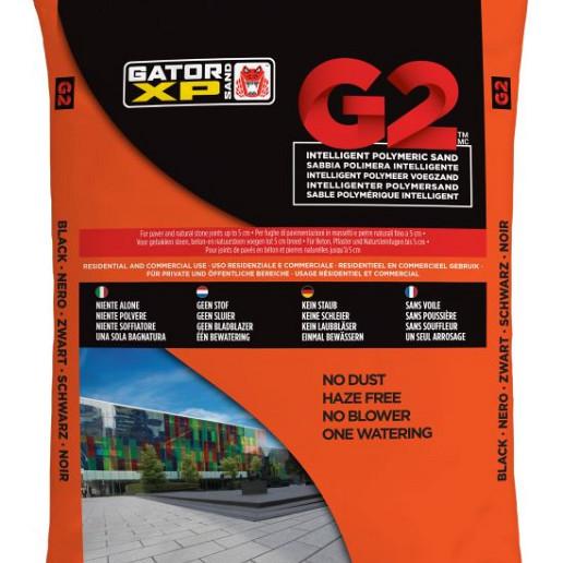 MBI GatorSand XP G2 Zwart zak 20kg