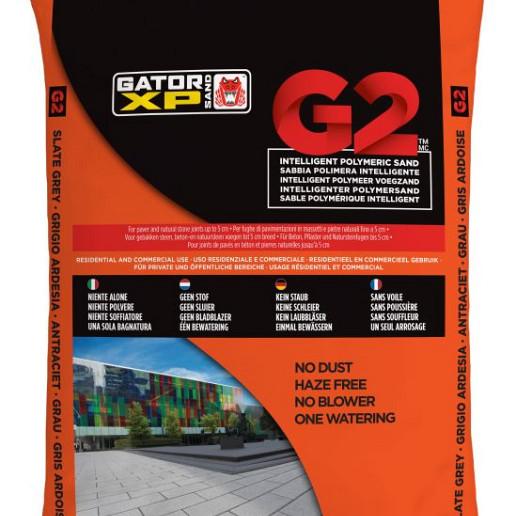 MBI GatorSand XP G2 Antraciet zak 20kg