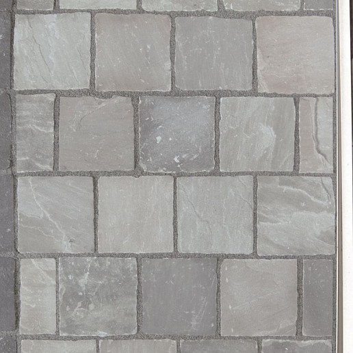 KANDLA GREY 10X10X7/9 IN KISTEN