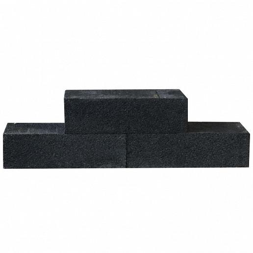 GeoColor stapelblok Solid Black 60x15x15