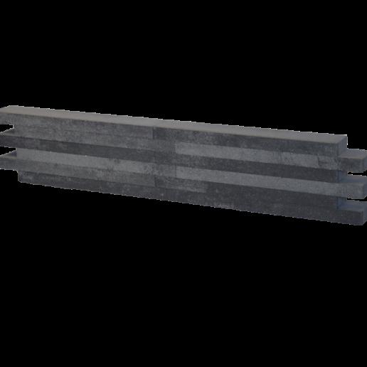 GeoStylistix 59,5x9,5x4 Shaded Grey