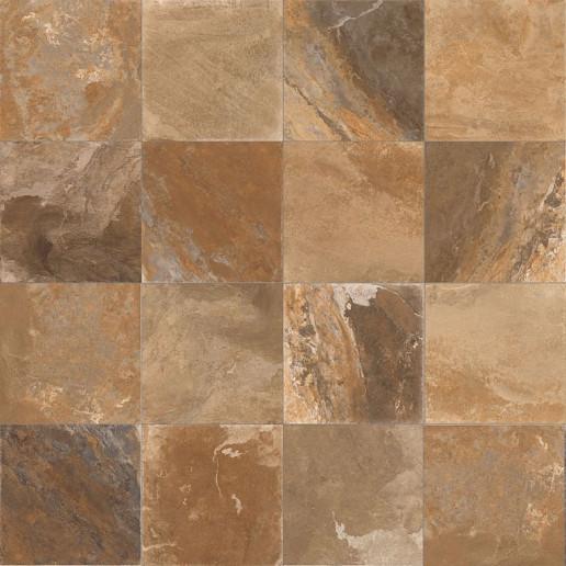 GeoCeramica® 60x60x4 ARDESIE Yukon