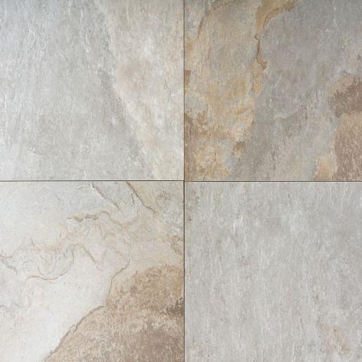 GeoCeramica® 60x60x4 Multicolor Stone Mix Natural