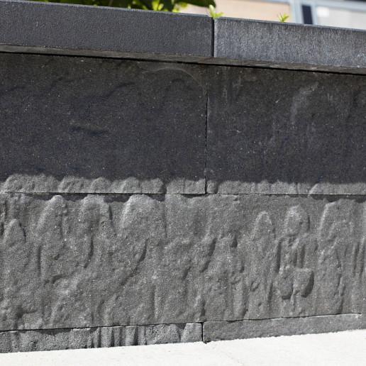GeoMattone stapelblok Cannobio 60x15x15